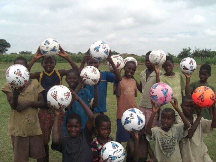 Charity Footballs